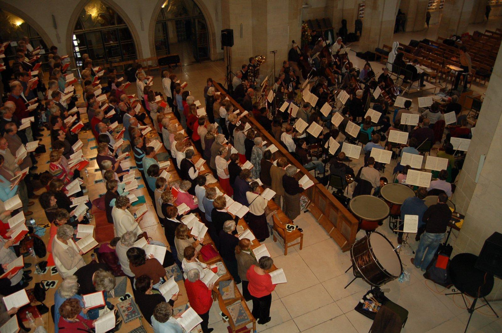 Verdi Requiem - Guildford Cathedral